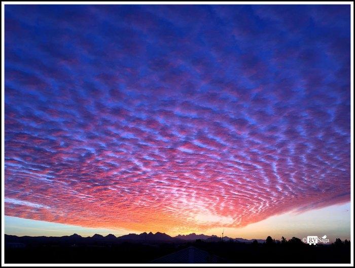 Sunrise Above Las Cruces