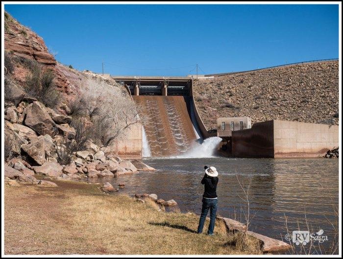 Dam-st-Sumner-Lake