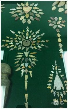 Native Americans' Arrow Heads