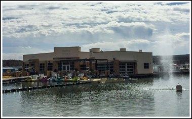Pine River Marina at Navajo Lake