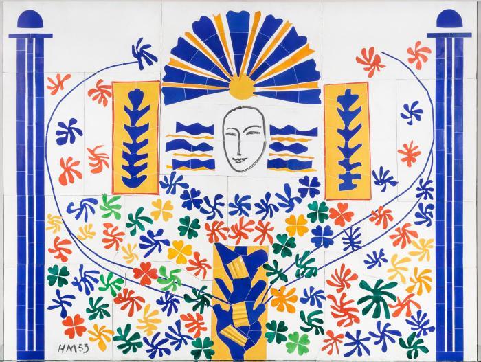 Apollo by Henri Matisse
