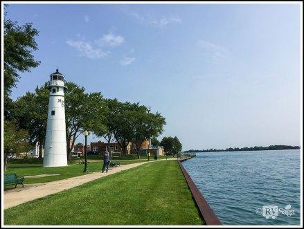 City Park at Marine City