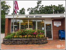 Post Office at Glen Arbor