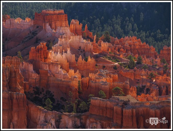 The Surreal Landscape of Bryce Canyon