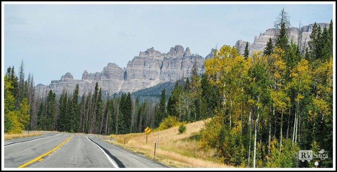 On the Way to Grand Teton