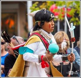 A Hopi Dancer