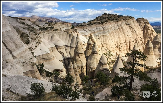 The Amazing Slot Canyon Trail at Kasha-Katuwe Tent Rocks National Monument