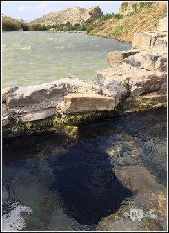 Hot Springs by Rio Grande