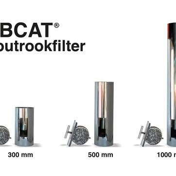 ABCAT® houtrookfilter