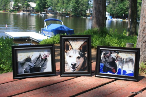 A thoughtful gift of personal photos!