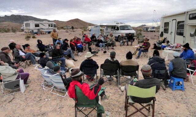 Planning a Trip to Quartzsite, AZ