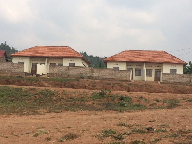 Houses for Rwandan widows