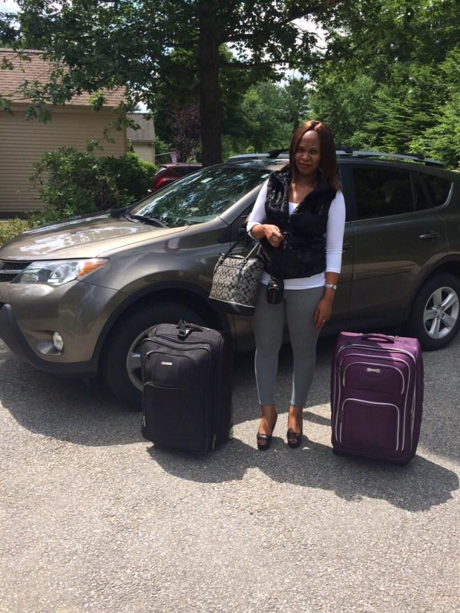 Jeanine travels to Rwanda