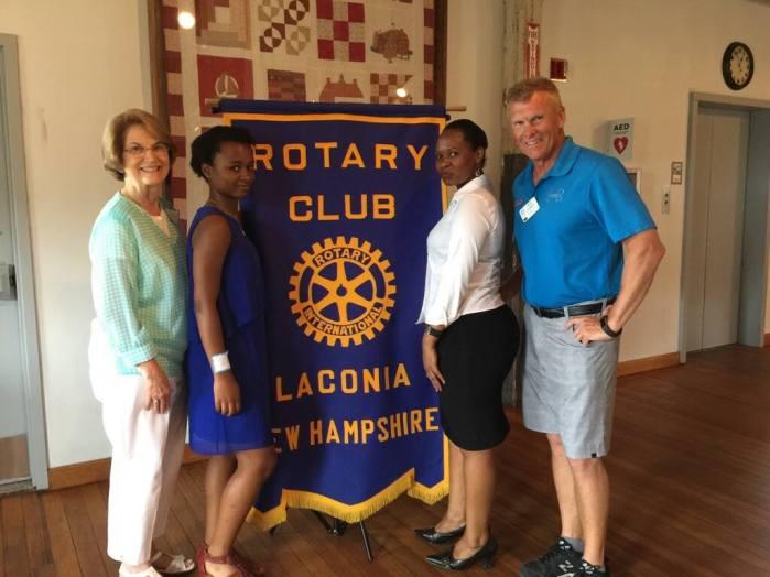 RCEF Laconia Rotary