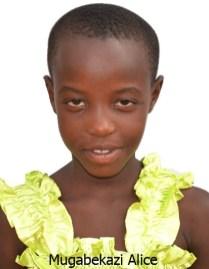 Alice Mugabekazi