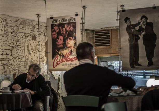 Coffee Shops in Tehran