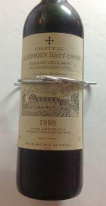 Château La Mission Haut Brion 1998