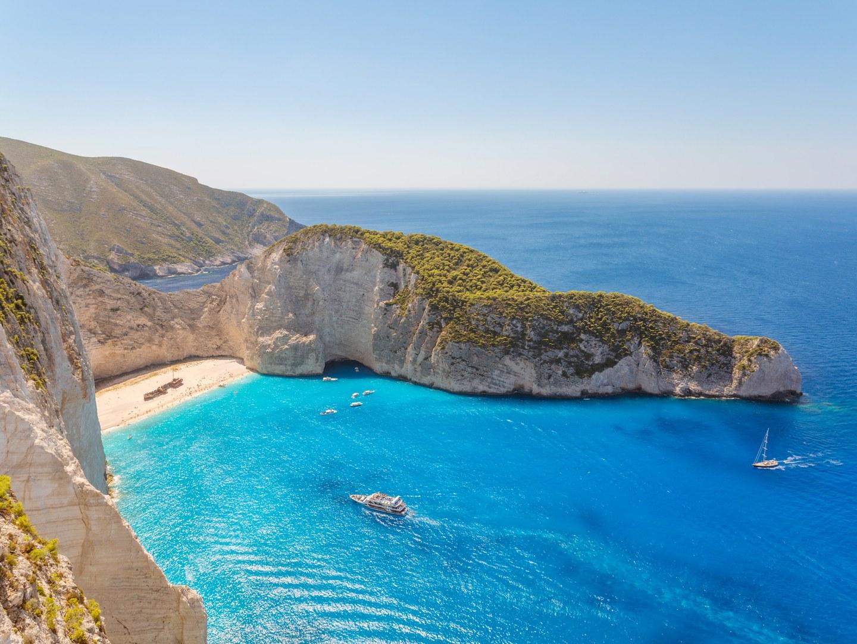 أجمل شواطئ أوروبا