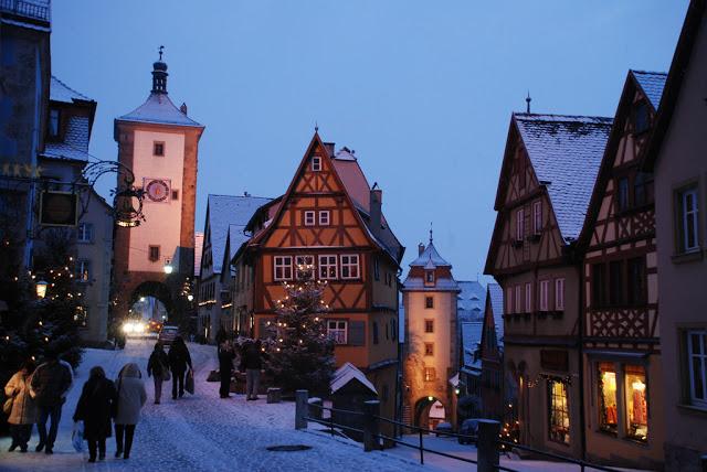 مدن ألمانية