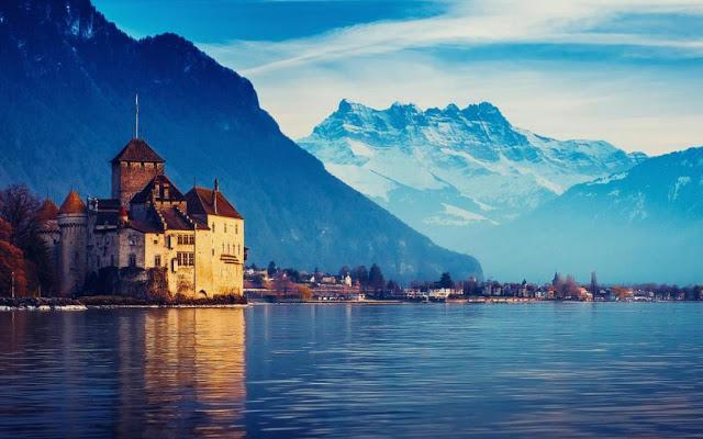 بحيرات في أوروبا