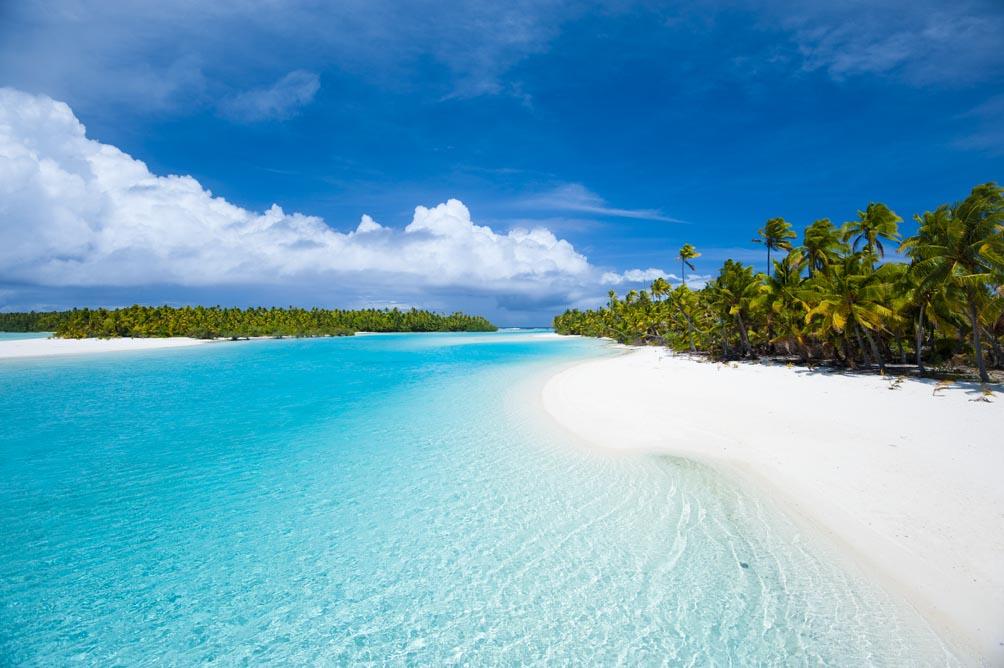 جزر كوك جنة في جنوب المحيط الهادئ