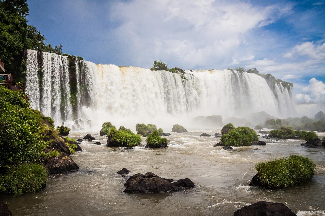 10 أماكن ذات طبيعة خلابة في أمريكا الجنوبية