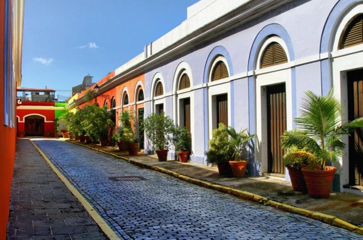 سان خوان القديمة، بورتوريكو