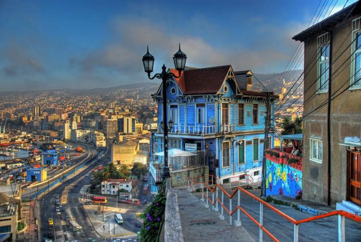 فالبارايسو، شيلي