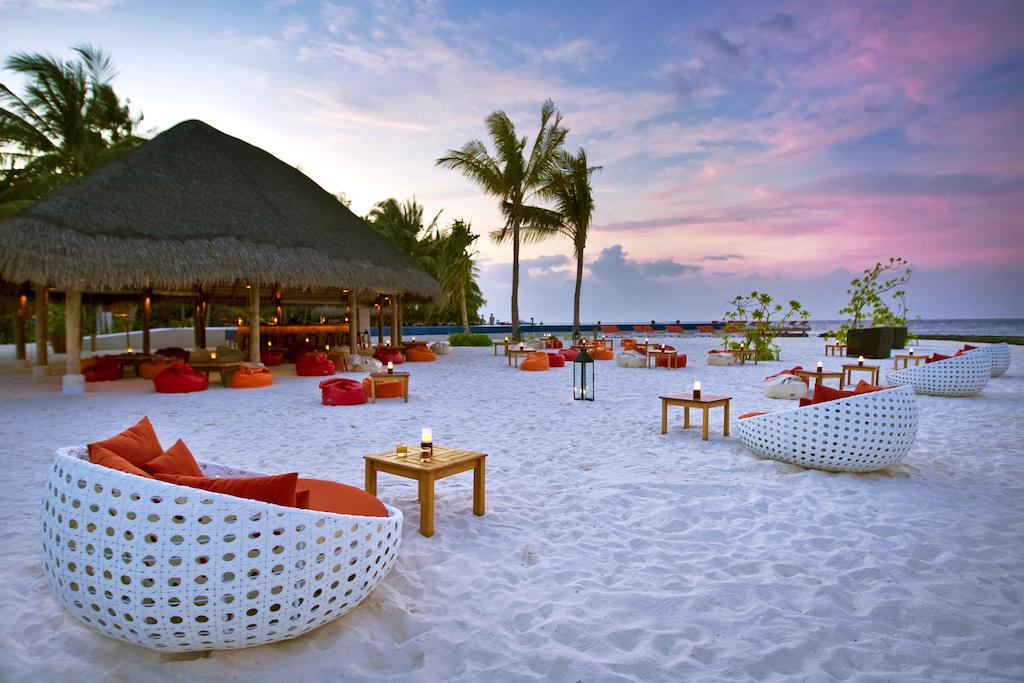 أجمل منتجعات جزر المالديف