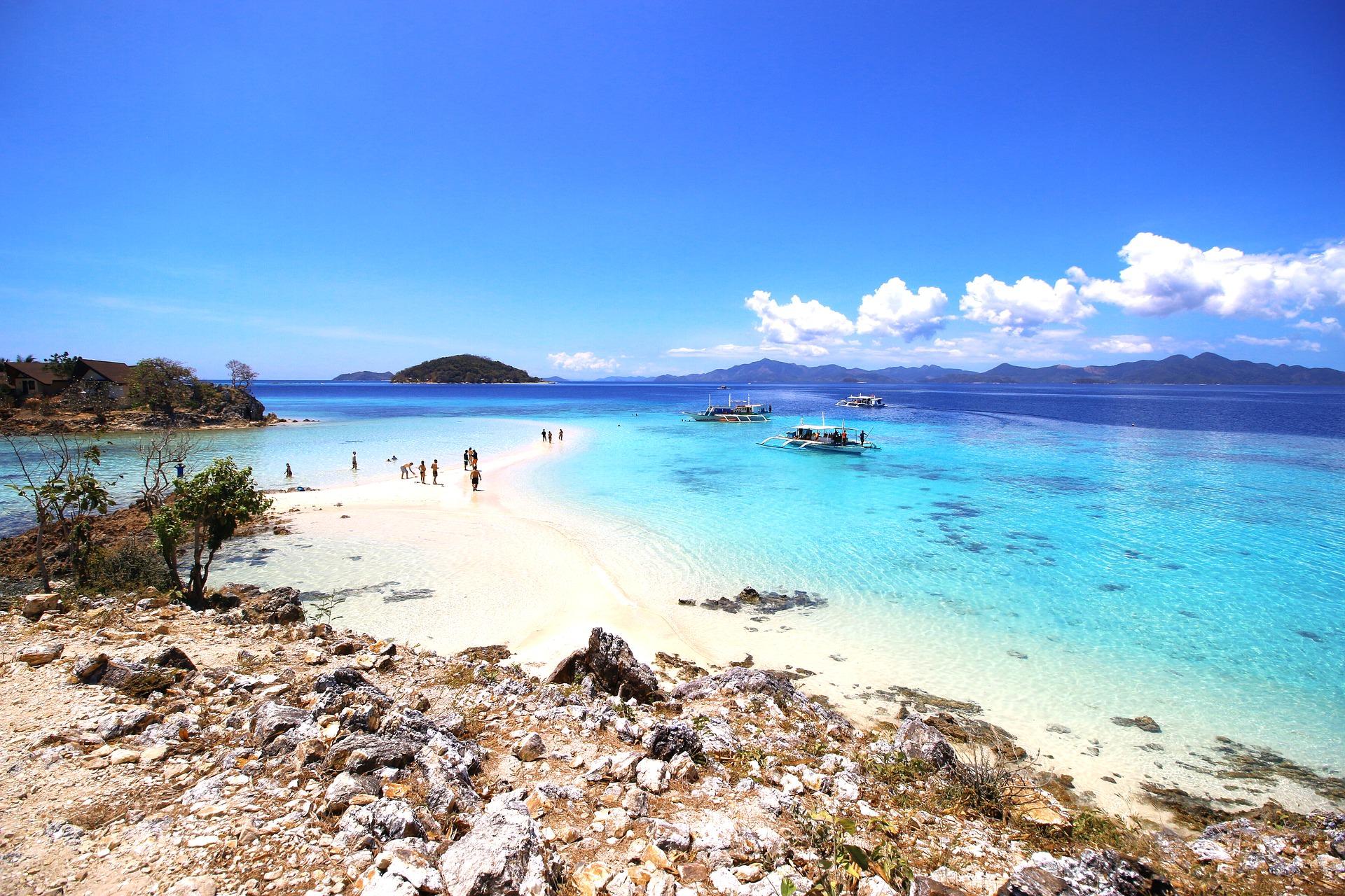 جزر سياحية