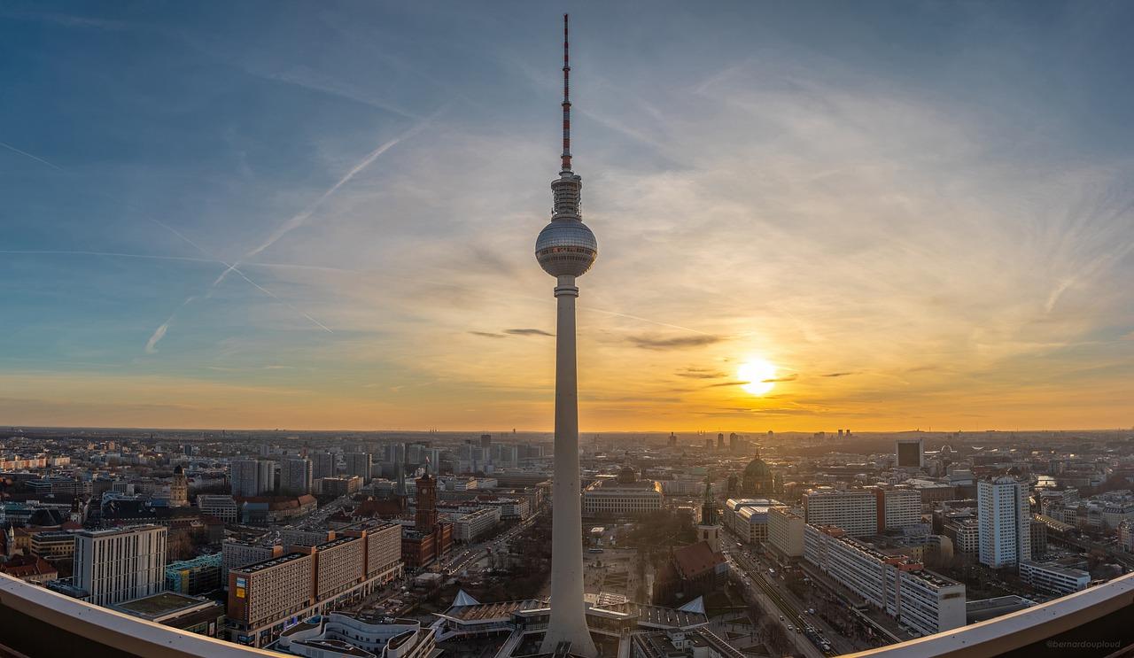 أماكن رائعة في برلين