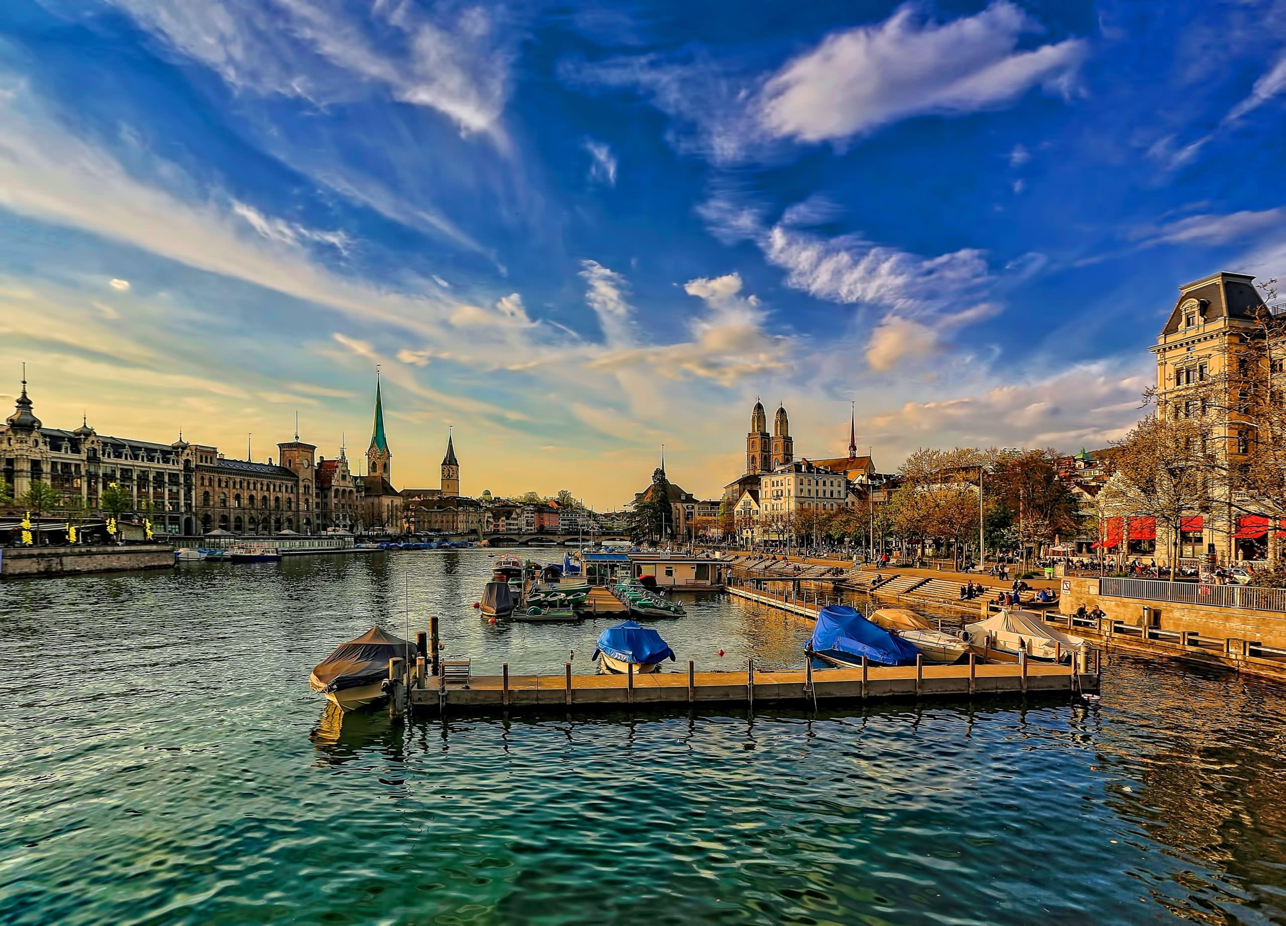 أفضل 10 مناطق جذب سياحي في زيورخ – سويسرا