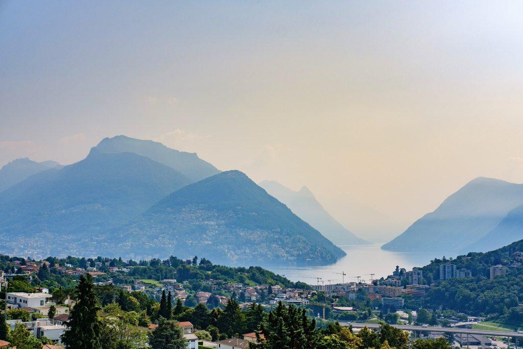 سويسرا ، لوغانو