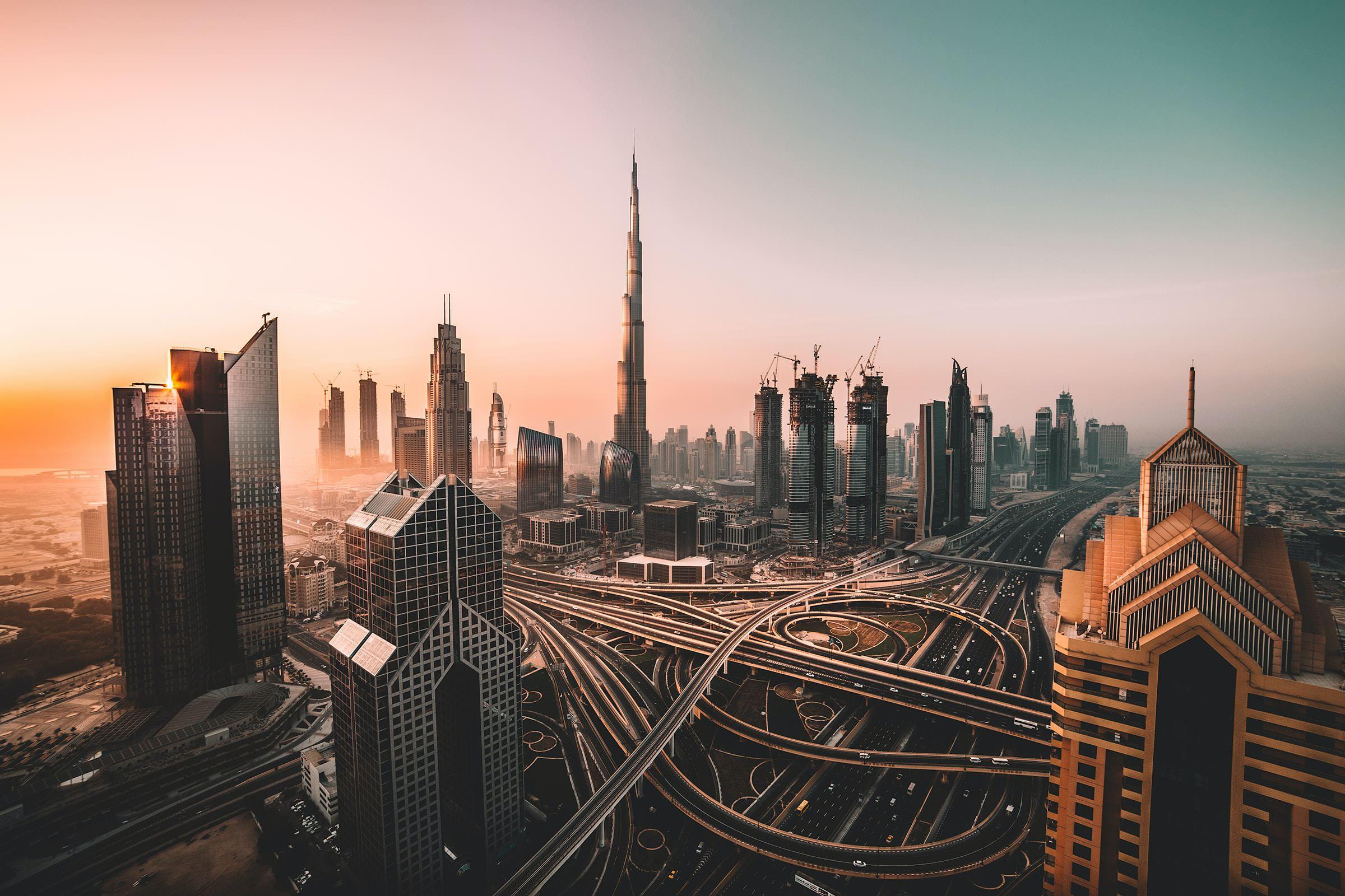 أشياء فريدة يمكنك القيام بها في دبي