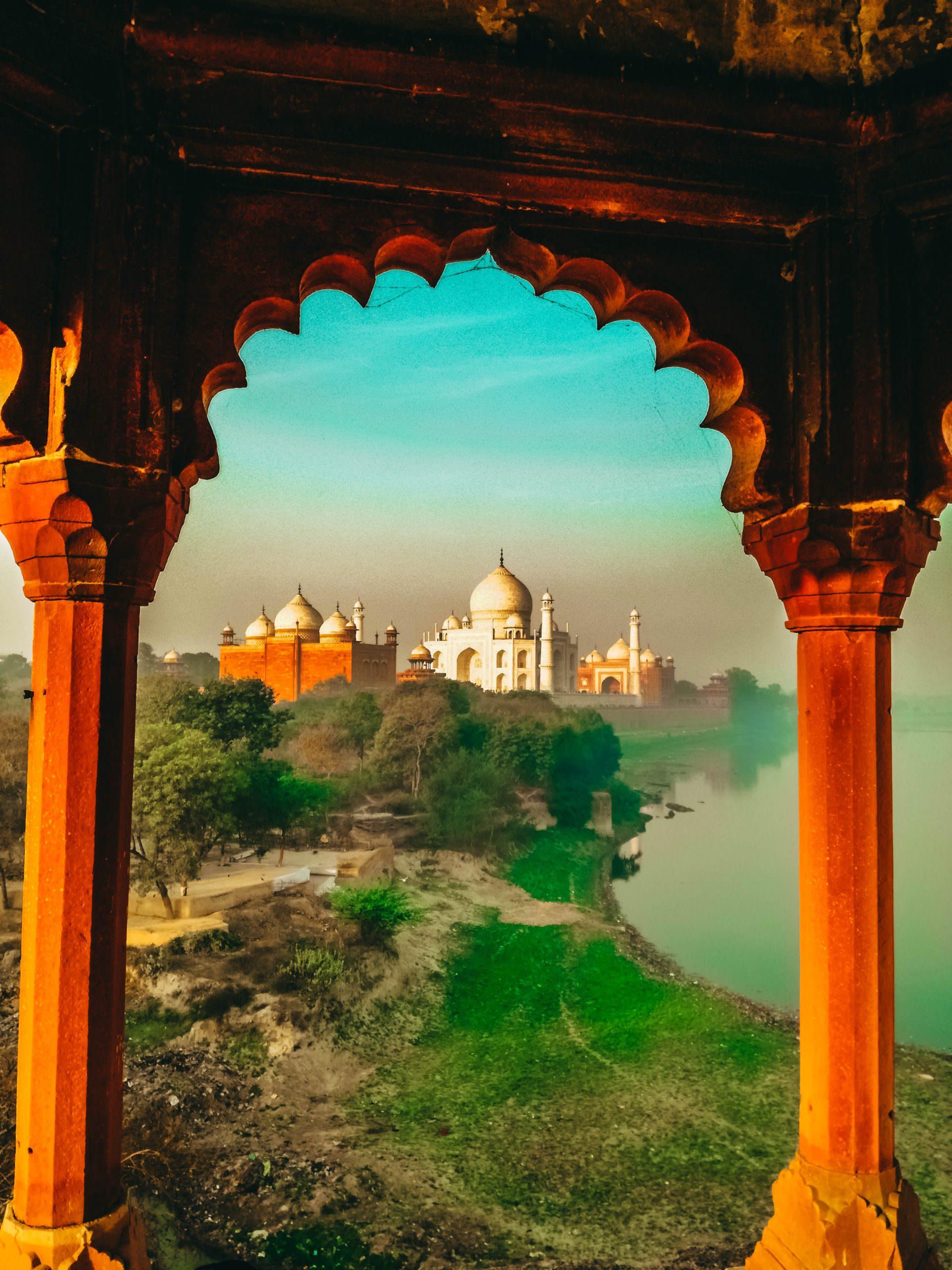 أفضل مناطق الجذب السياحي في الهند