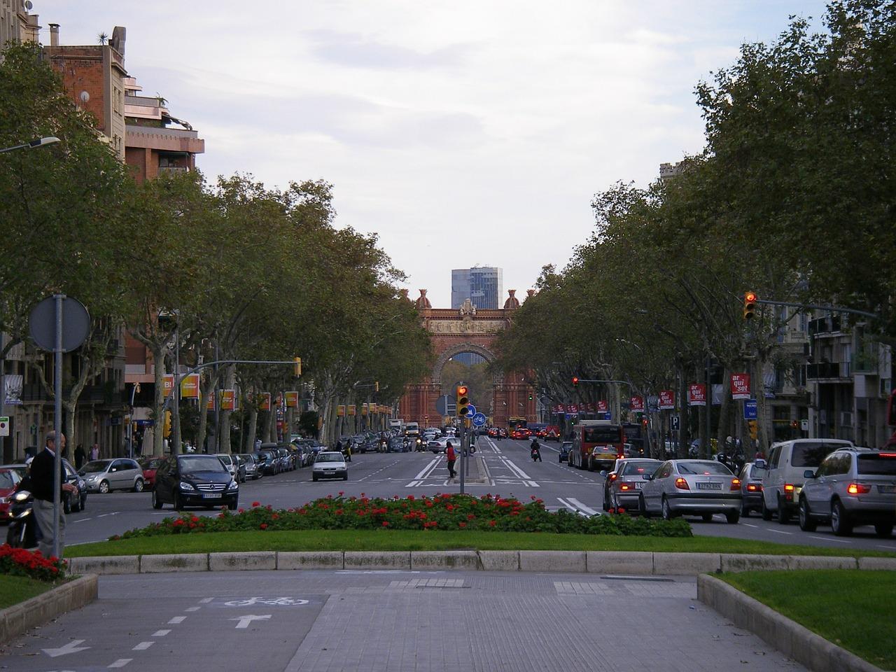 أشهر الشوارع