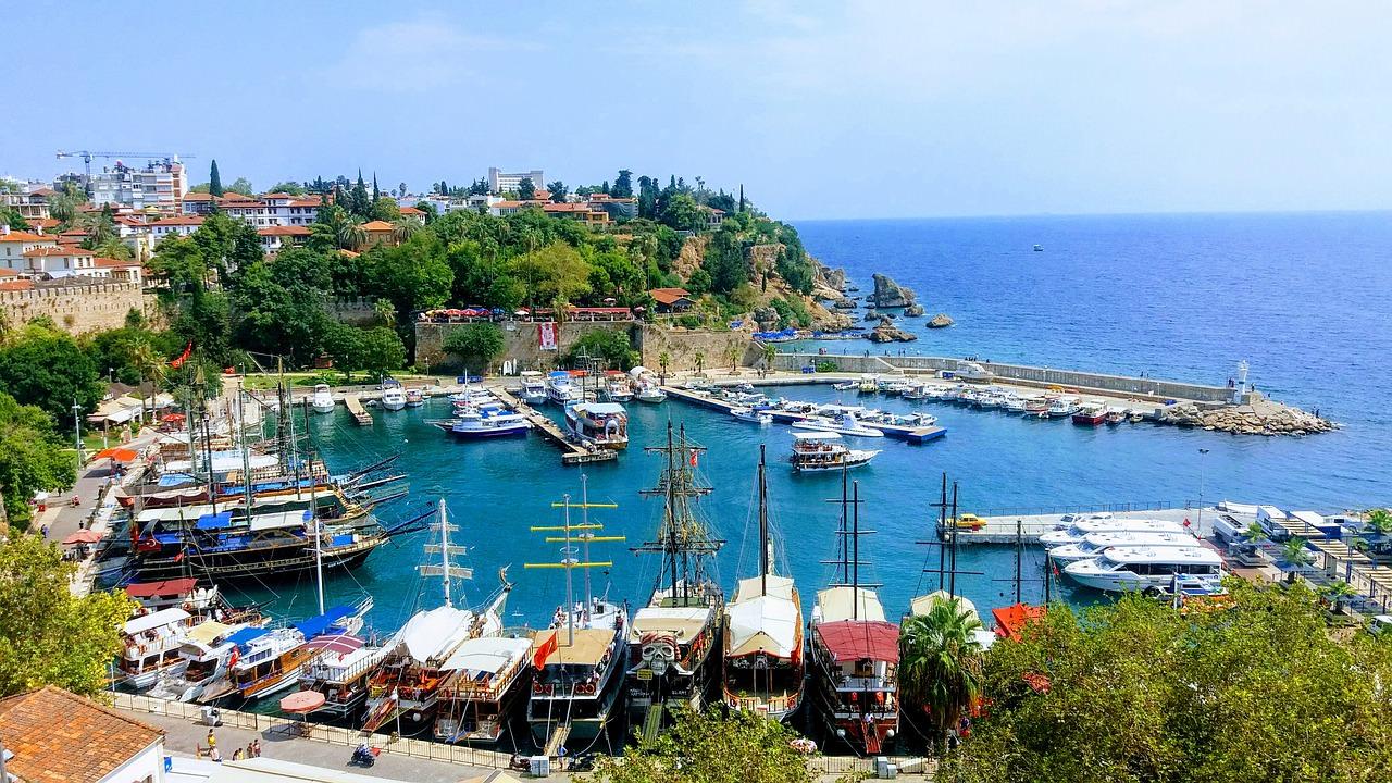 وجهات سياحية رائعة في أنطاليا