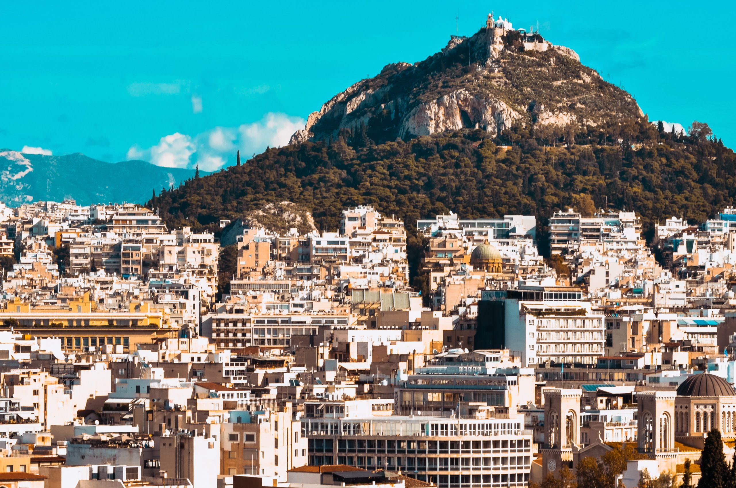 مناطق الجذب السياحي الأكثر شهرة في أثينا