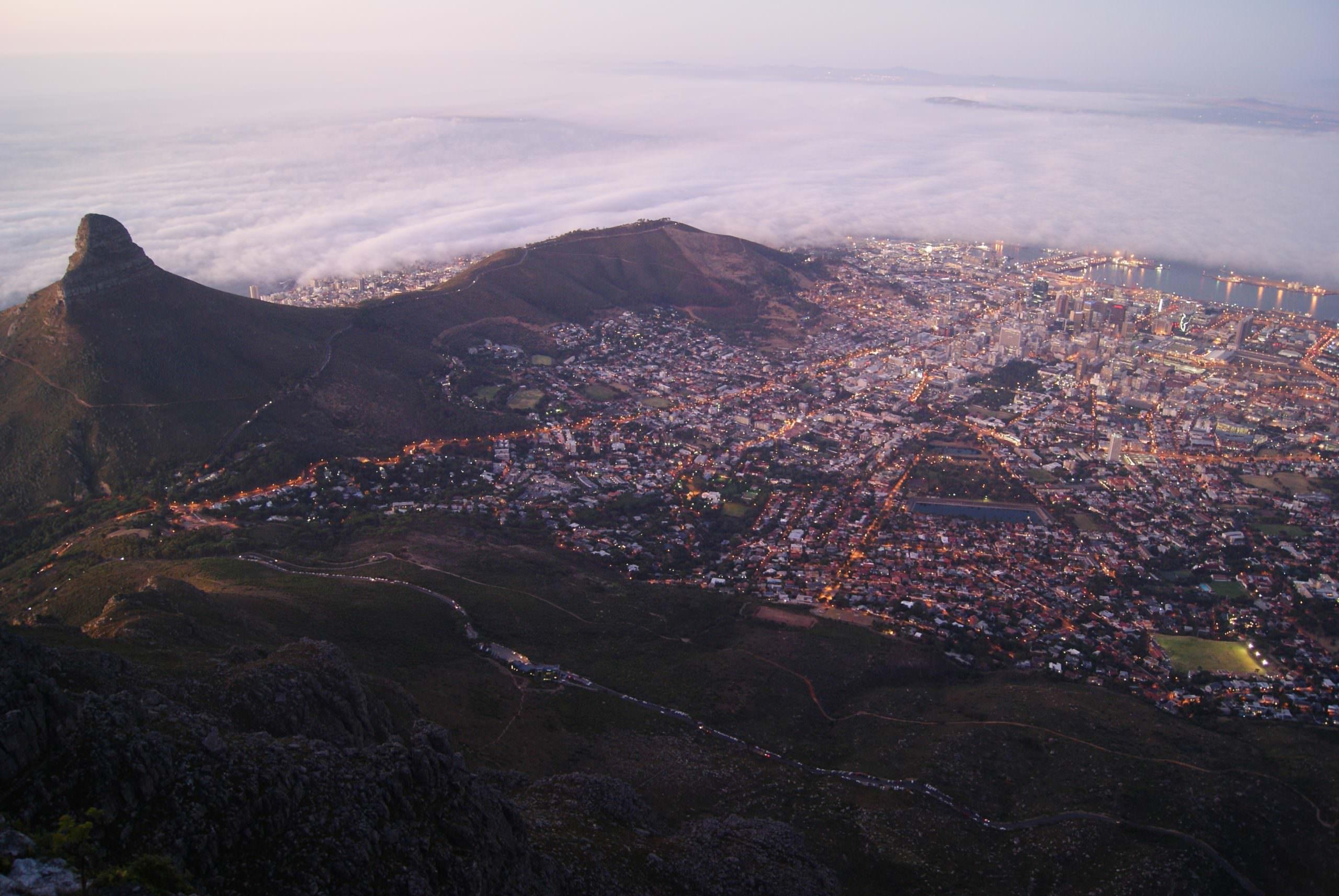 مدن ساحرة في جنوب إفريقيا لابد من زيارتها