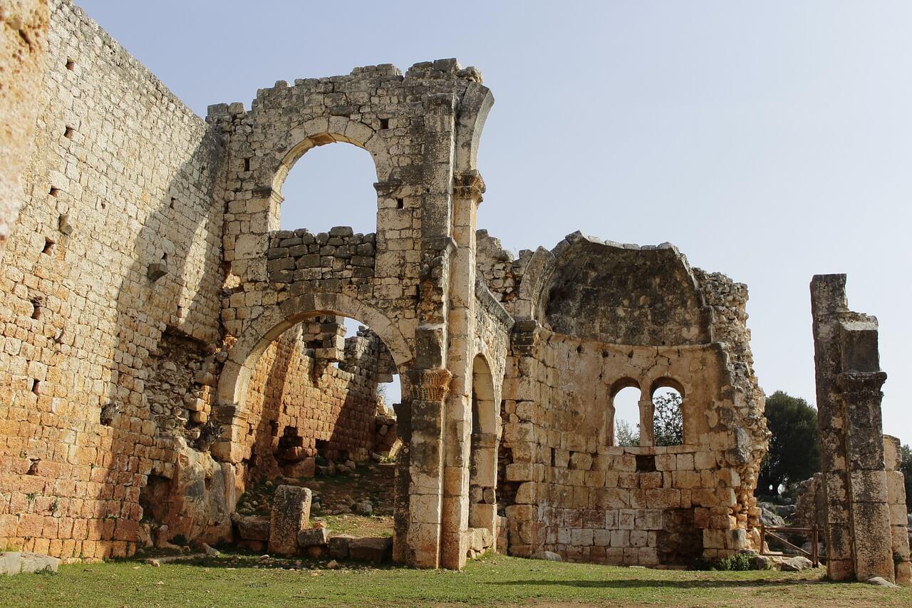 مواقع تاريخية تخطف الأنفاس في مرسين ، تركيا