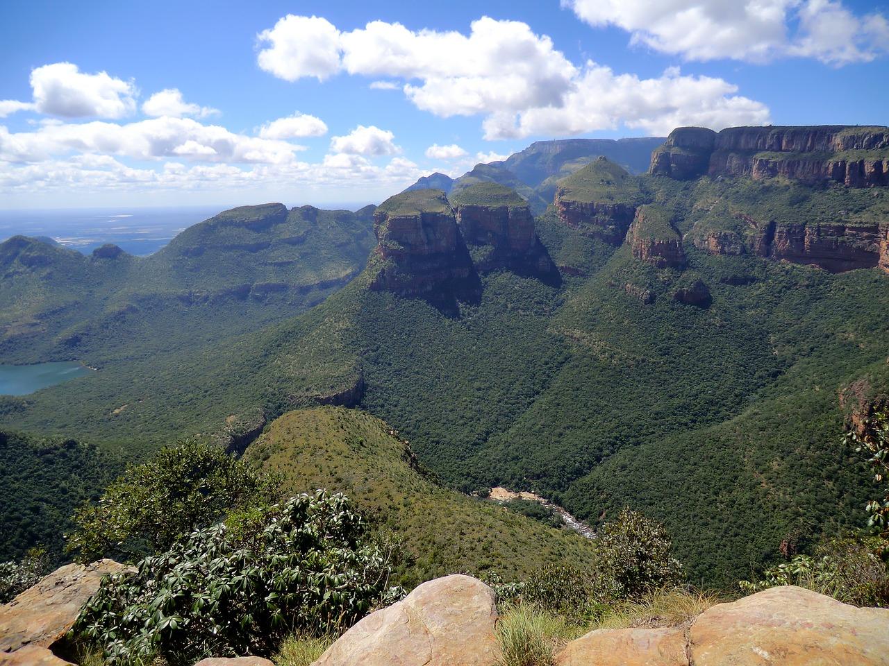 إفريقيا ، صور رائعة تظهر جمال هذه القارة المذهلة