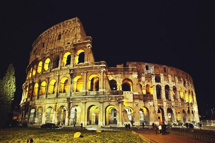 الكولوسيوم ، رمز روما الأكثر شهرة عالمياً