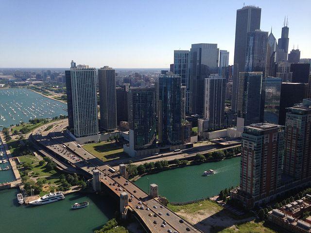 جواهر سياحية رائعة في شيكاغو ، أمريكا