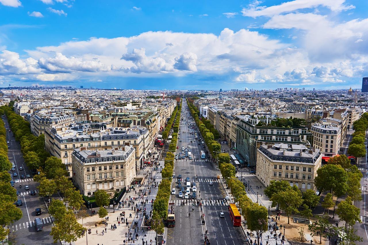 أجمل الشوارع والأحياء في العالم