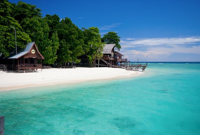 أفضل الشواطئ في ماليزيا