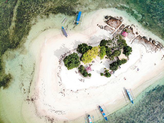 أفضل الشواطئ في إندونيسيا
