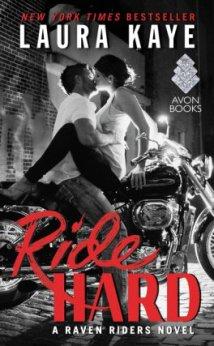 Laura Kaye Raven Riders covers