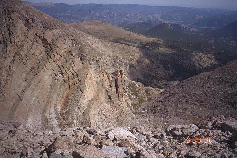 Mount Meeker Colorado