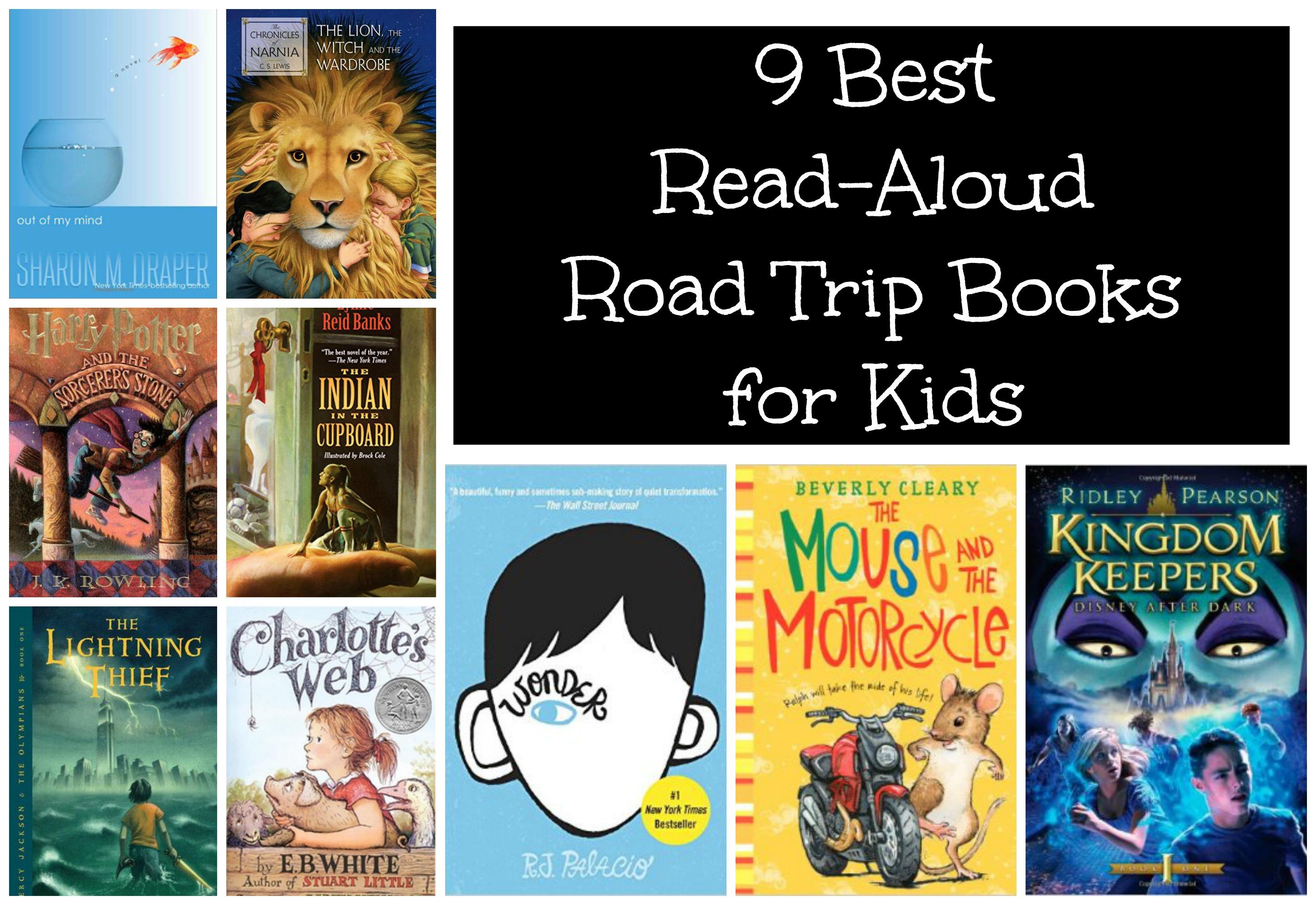 9 Best Read Aloud Road Trip Books For Kids