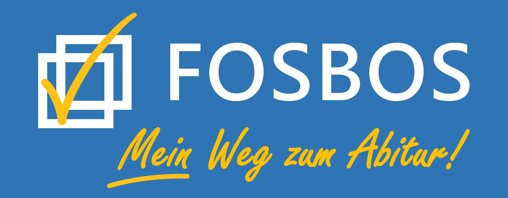 Logo FOSBOS orange